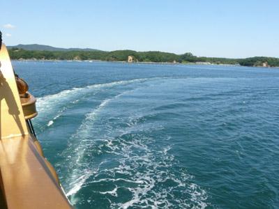 志摩の遊覧船