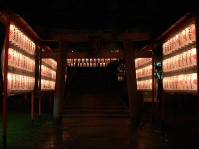 高良神社の太鼓まつり