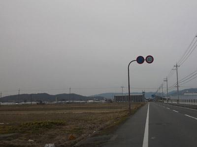 久御山町から八幡方面へ