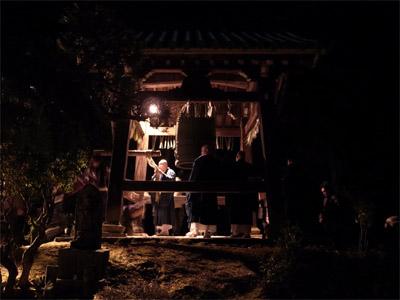 円福寺の除夜の鐘